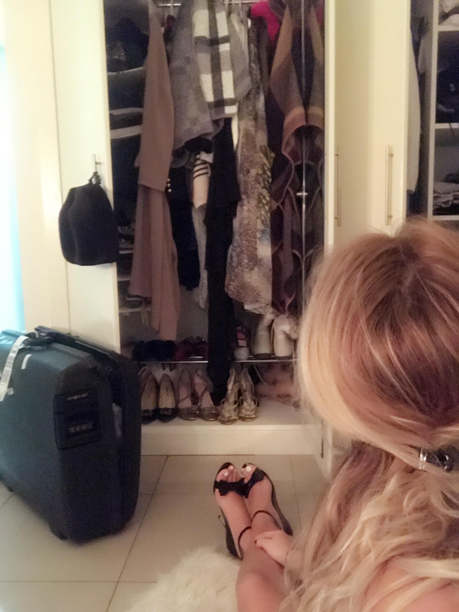 packing dilemma